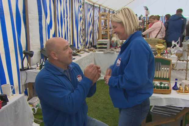 Bargain Hunt proposal