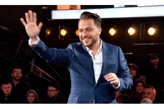 Celebrity Big Brother 2018 Daniel O'Reilly