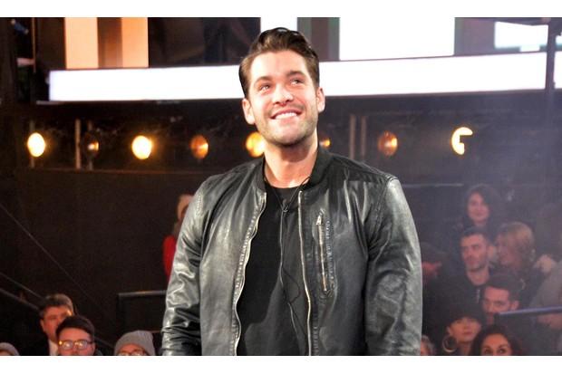 Celebrity Big Brother 2018 Jonny Mitchell