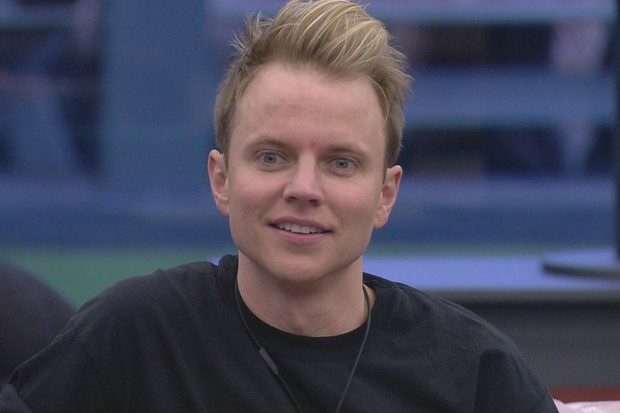 Celebrity Big Brother Shane Jenek