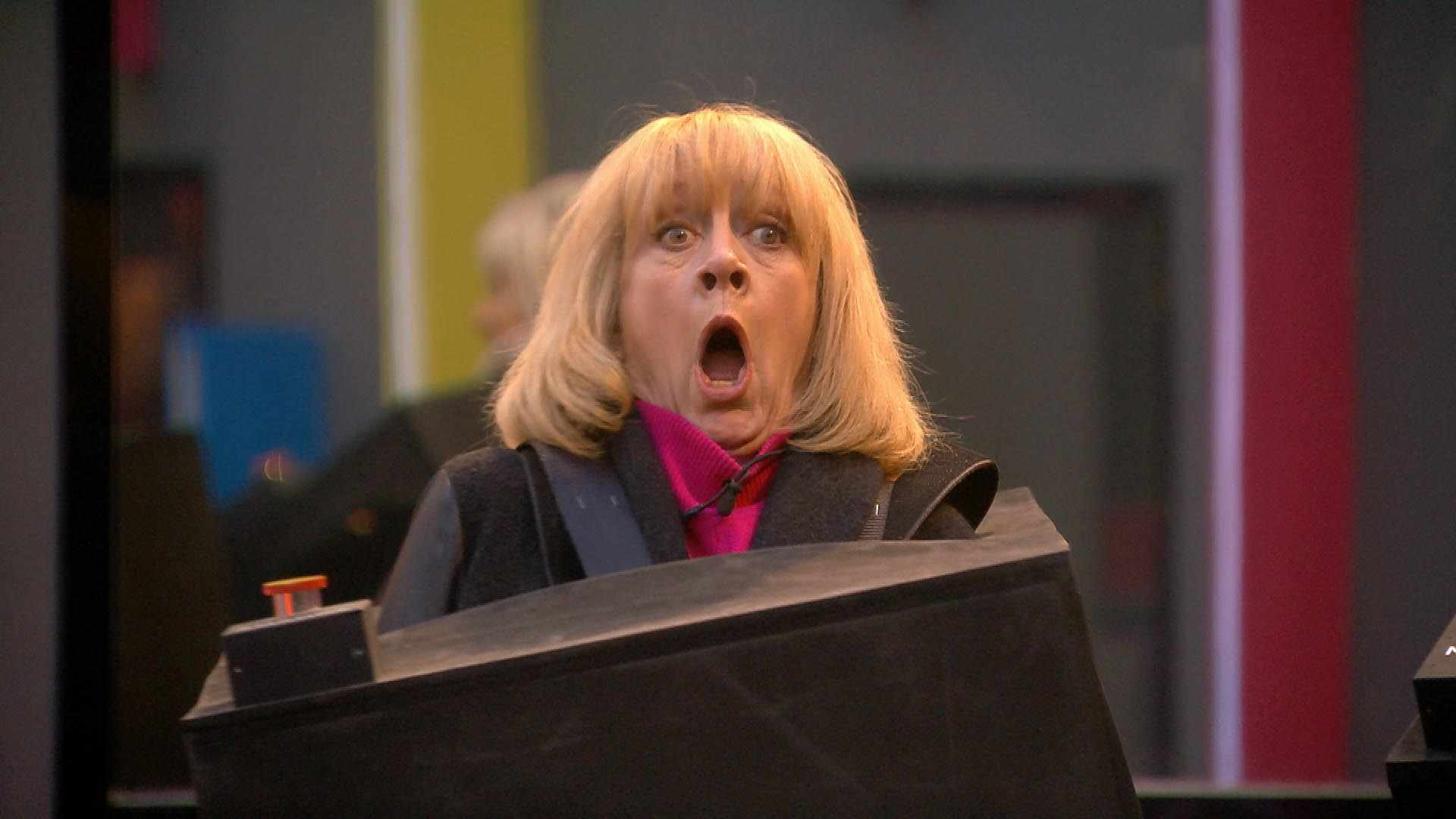 Celebrity Big Brother 2018 - Amanda Barrie