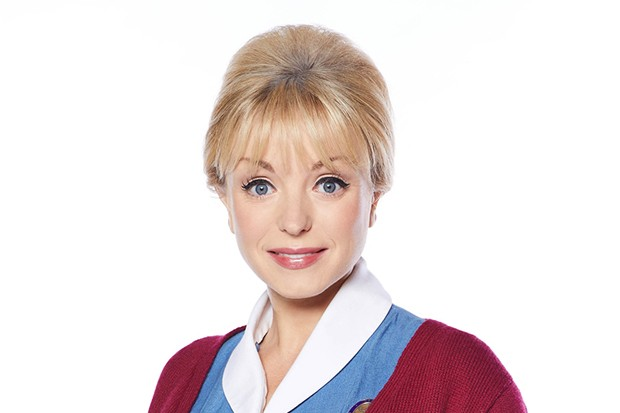 Call the Midwife –Helen George as Trixie Franklin