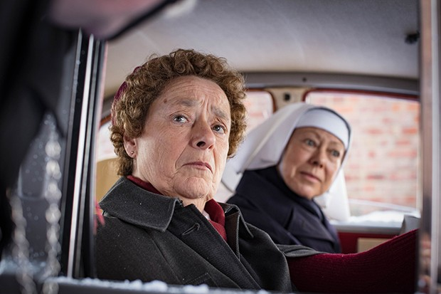 Call the Midwife's nurse Crane