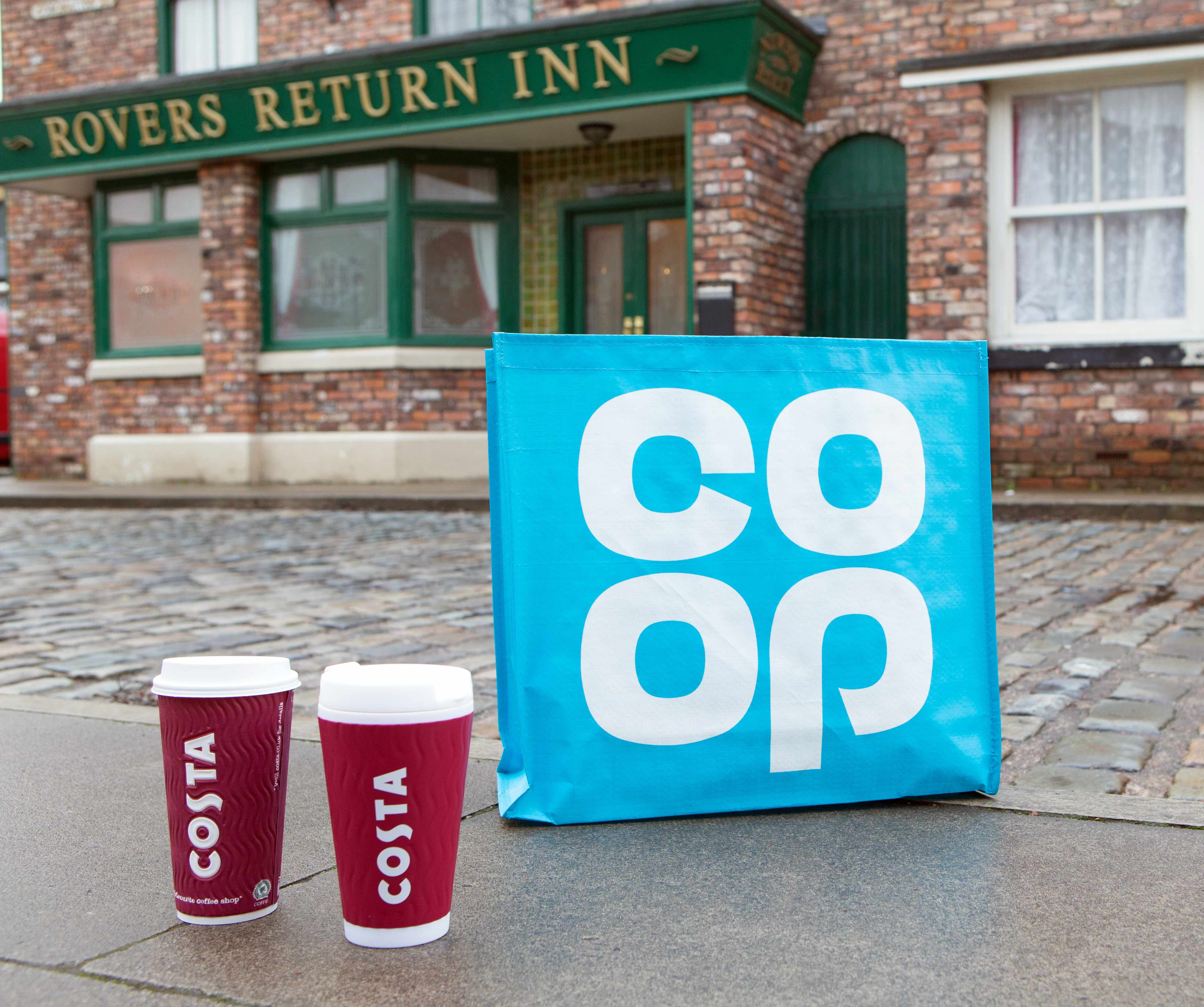 Costa and Coop Rovers