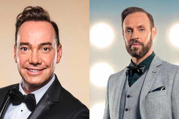 Craig Revel Horwood and Jason Gardiner on Strictly Come Dancing and Dancing on Ice