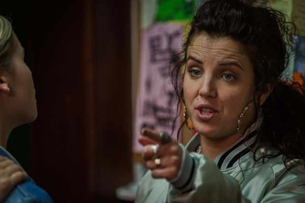 Michelle Mallon (Jamie-Lee O'Donnell) - Derry Girls episode 2