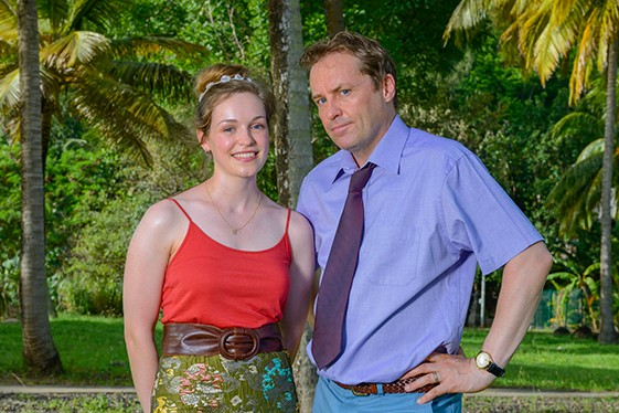 Death in Paradise - Grace Stone as Siobhan Mooney