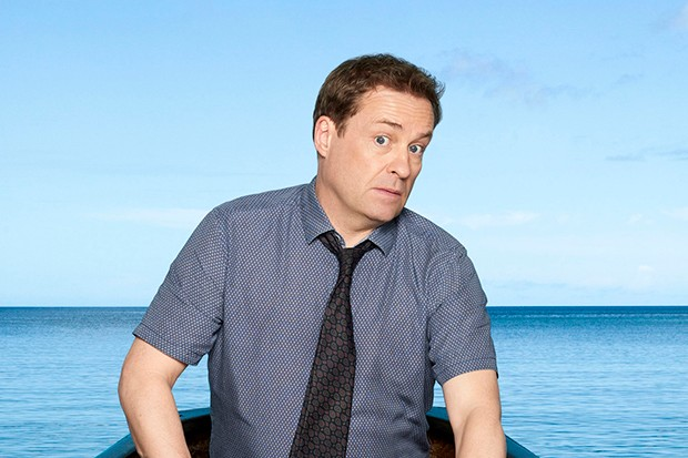 Death in Paradise – Ardal O'Hanlon as Jack Mooney