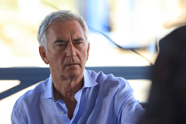 Death in Paradise - Denis Lawson as Philip Marston