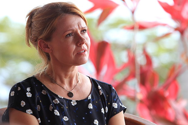 Death in Paradise - Sian Gibson as Gilly White