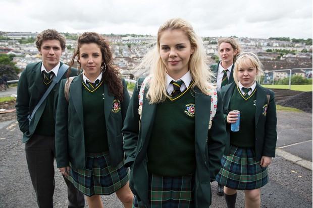 Derry Girls Cast