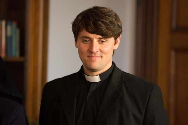Derry Girls - Father Peter