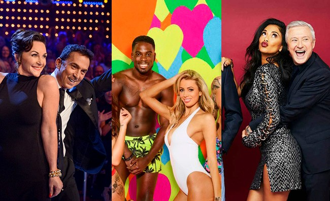 2018 Entertainment TV