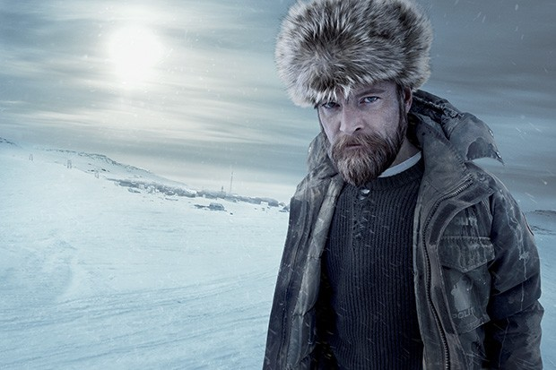 Richard Dormer in Fortitude