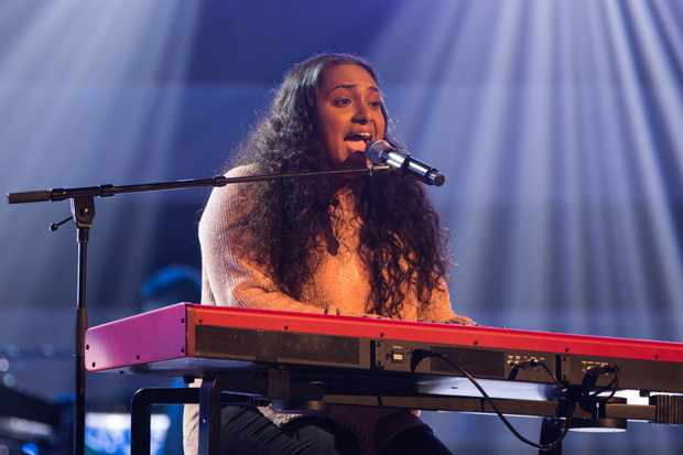 Gayatri Nair The Voice UK