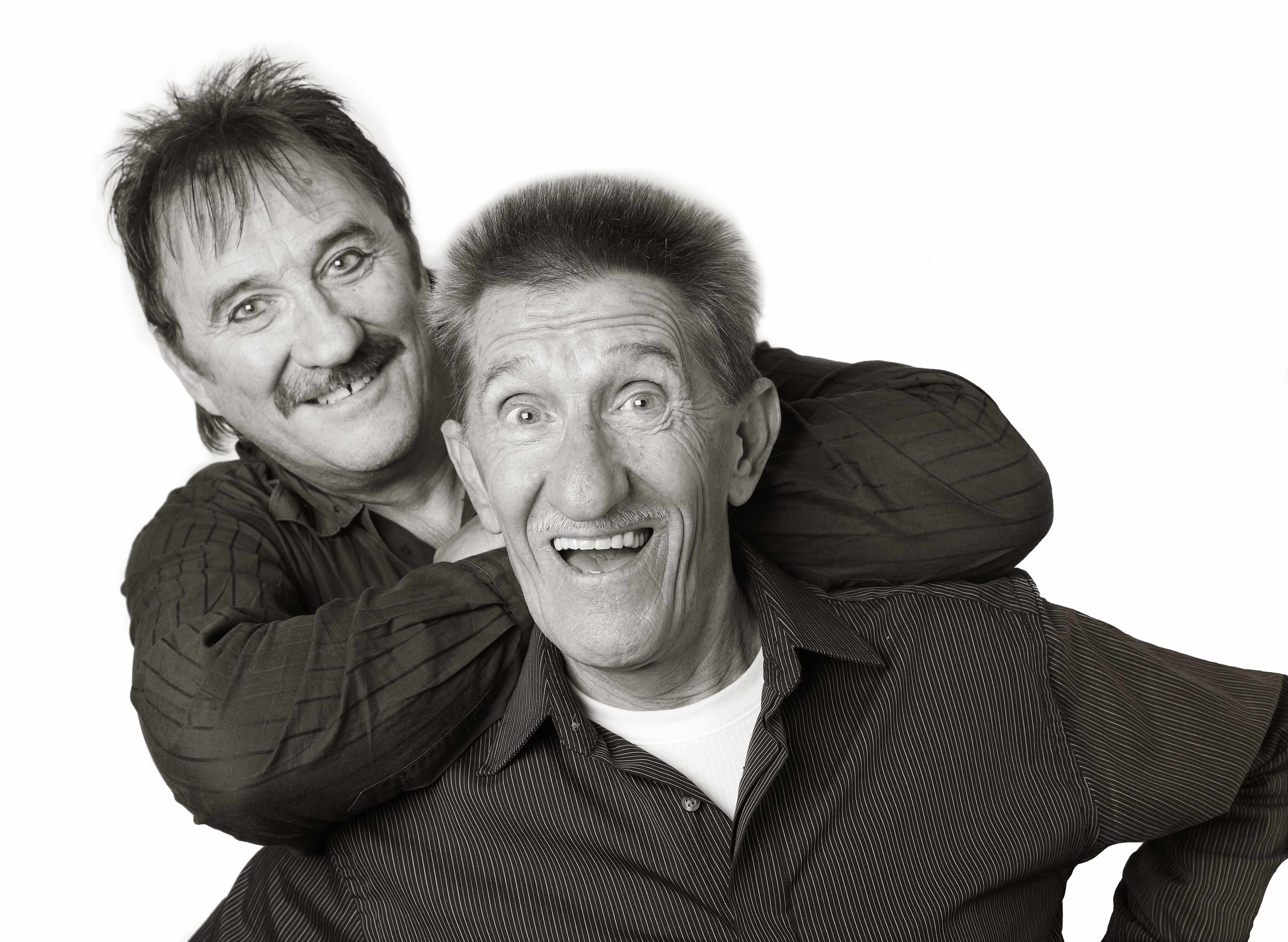 The Chuckle Brothers (Getty, EH)