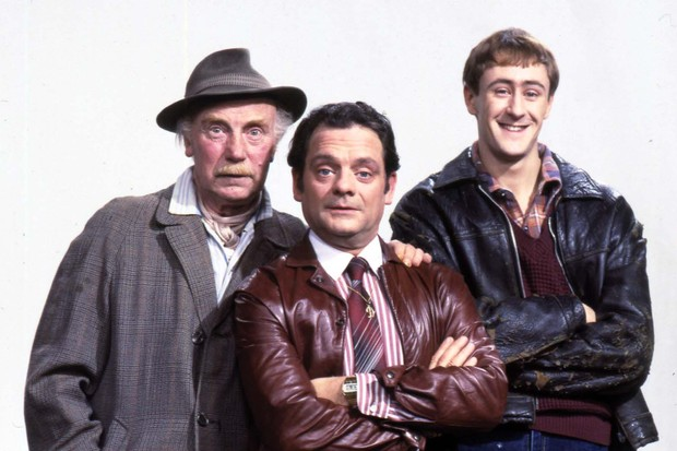 Only Fools and Horses, Getty images, KP