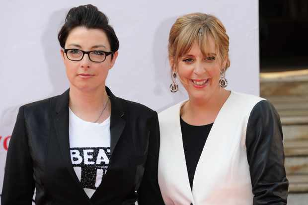Mel and Sue (Getty, EH)