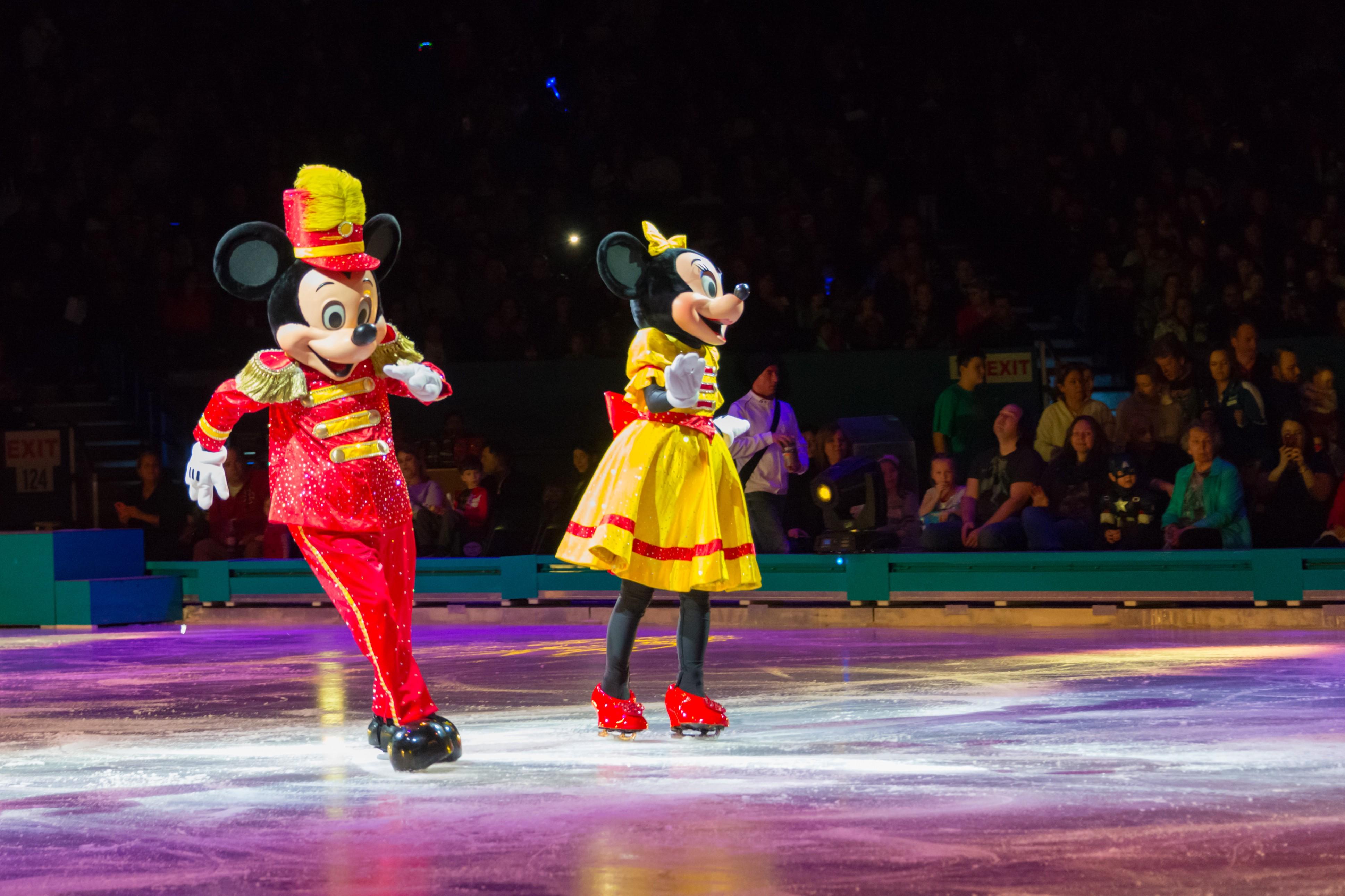 Disney on Ice (Getty, MH)
