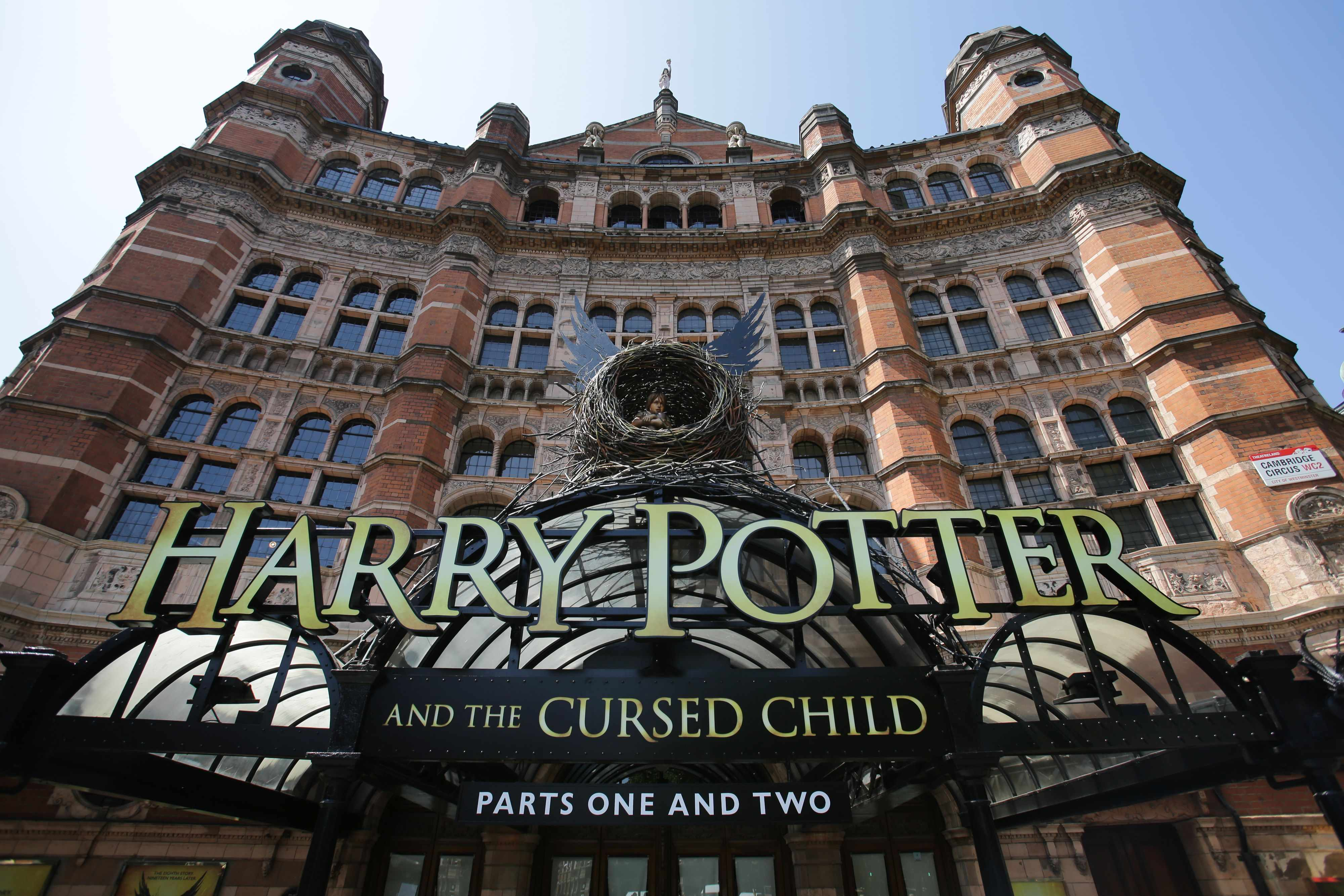 Harry Potter and the Cursed Child (Getty, MH)