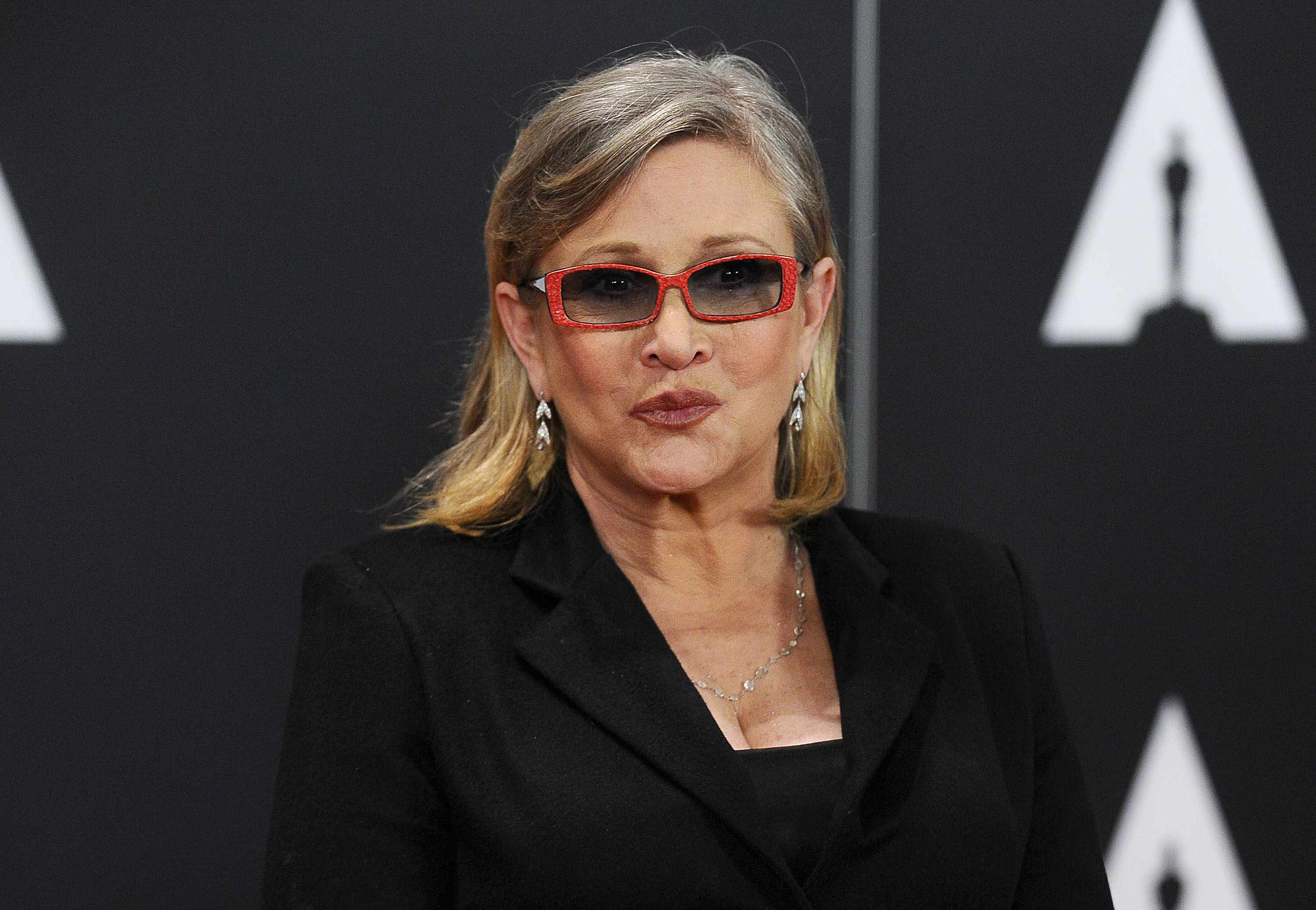 Carrie Fisher (Getty, EH)