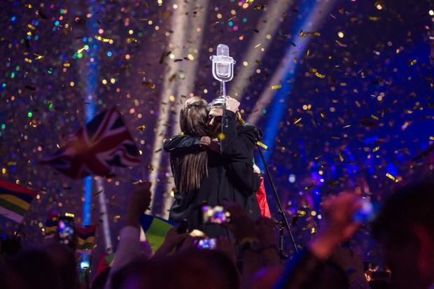 Eurovision Song Contest 2018 - 2017 winner Salvador Sobral
