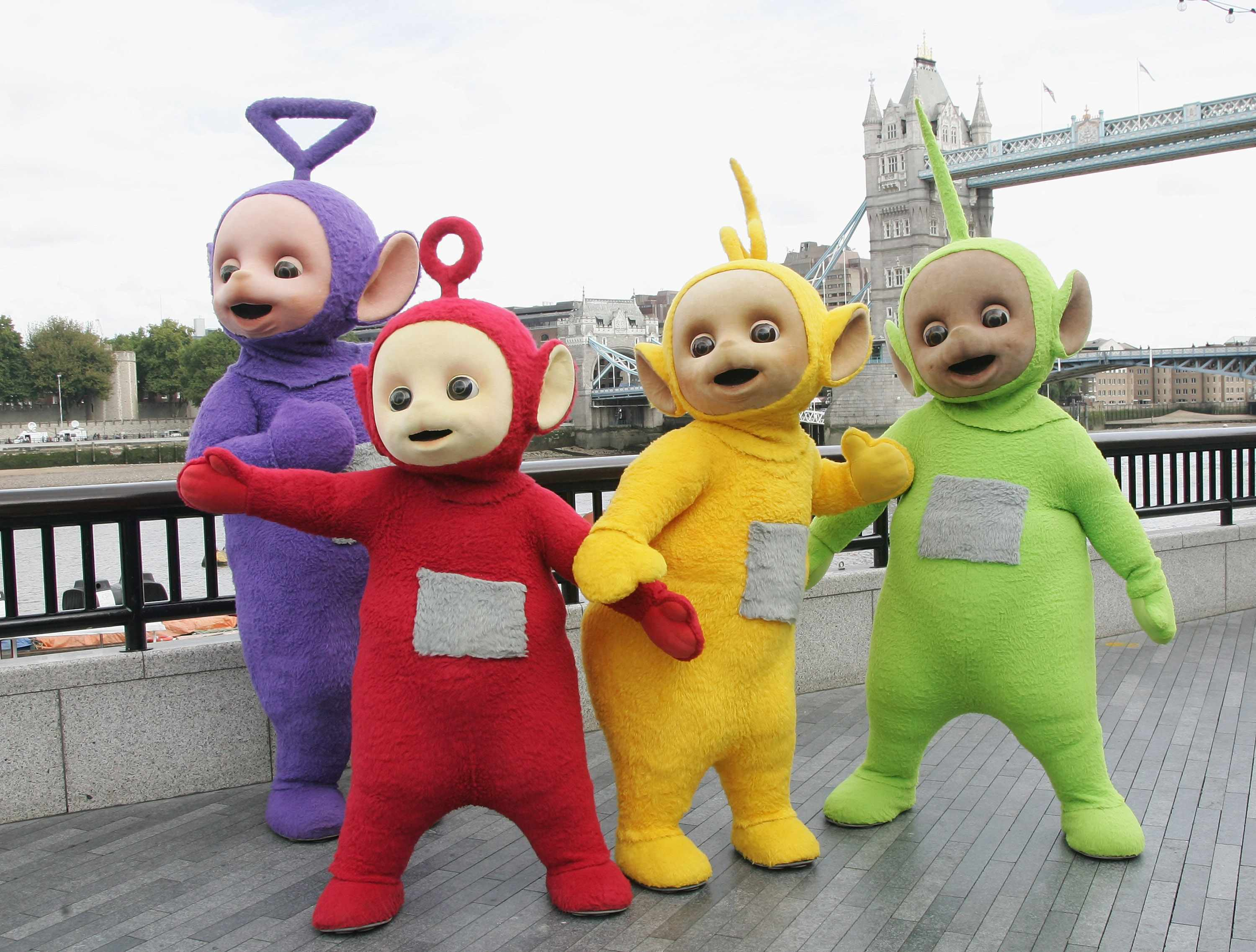 Teletubbies (Getty, MH)