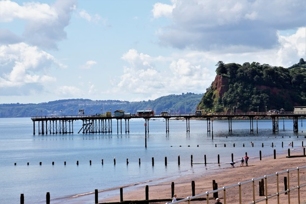 Teignmouth Grand Pier