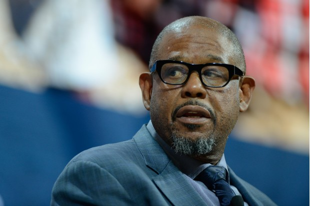 NEW YORK, NY - SEPTEMBER 18: Forest Whitaker, UNESCO Special Envoy for Peace, speaks at The 2017 Concordia Annual Summit at Grand Hyatt New York on September 18, 2017 in New York City. (Photo by Leigh Vogel/Getty Images for Concordia Summit)