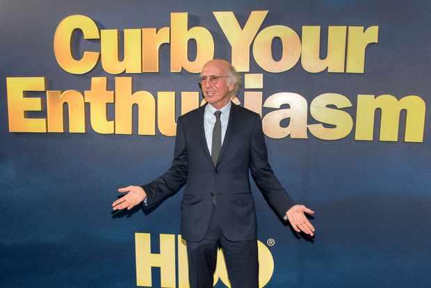 """Curb Your Enthusiasm"" Season 9 Premiere"