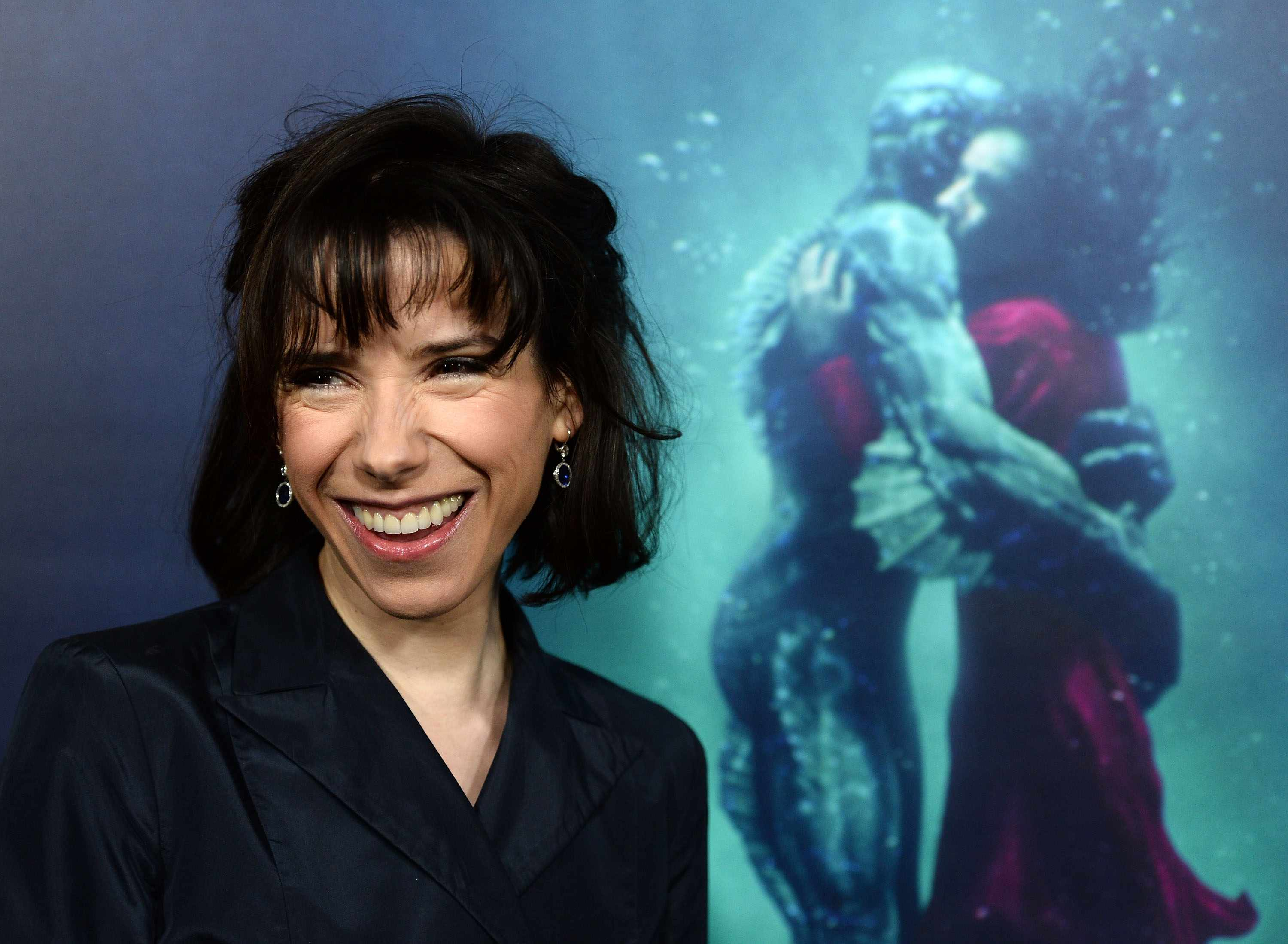 Sally Hawkins, The Shape of Water (Getty, EH)