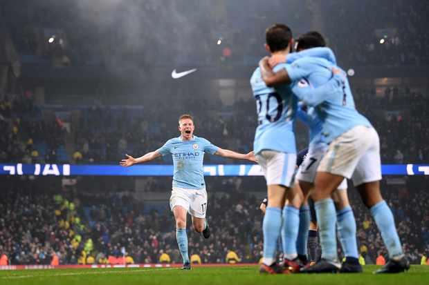 Manchester City v Tottenham Hotspur - Premier League (Getty, EH)