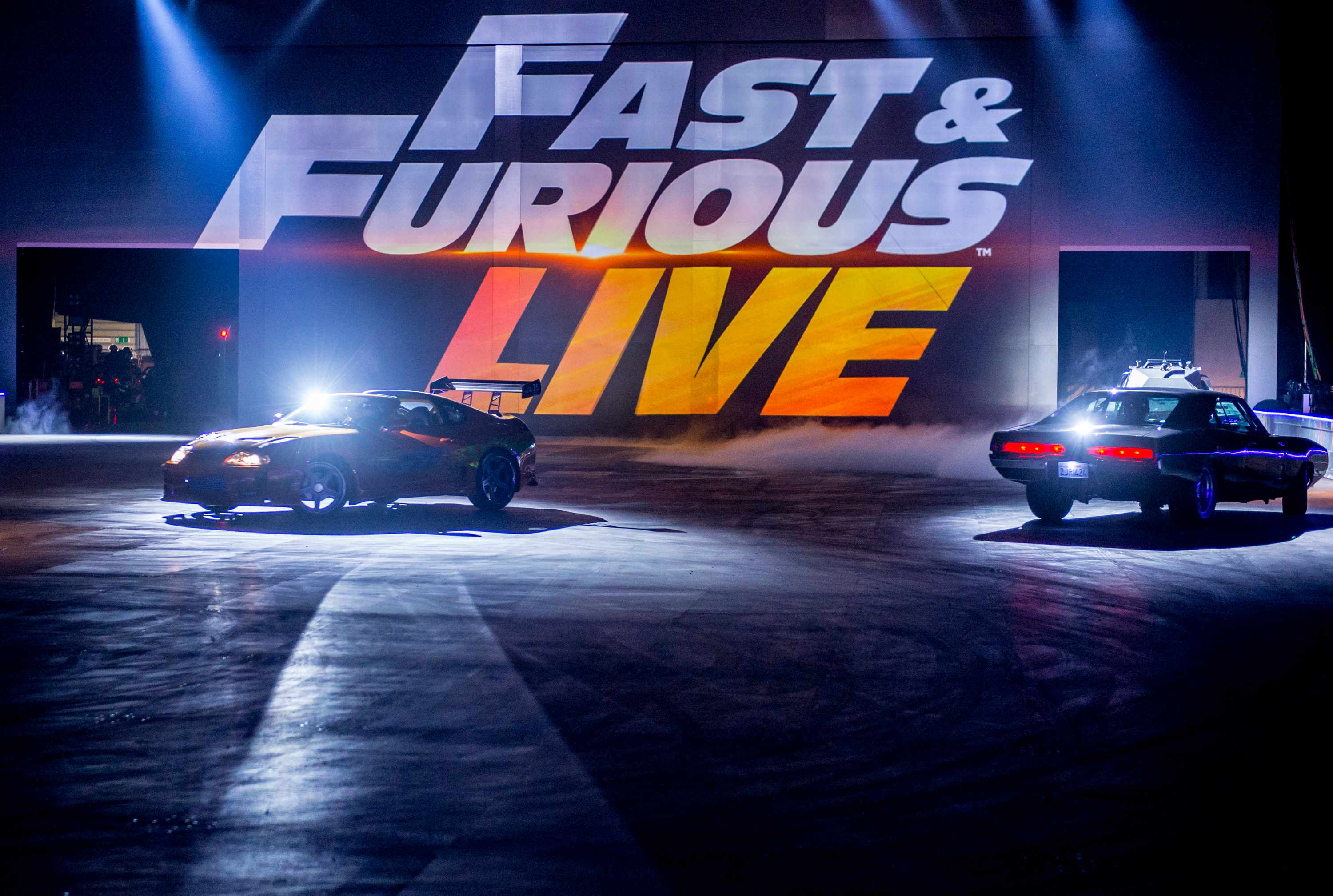 Fast & Furious Live (Getty, MH)