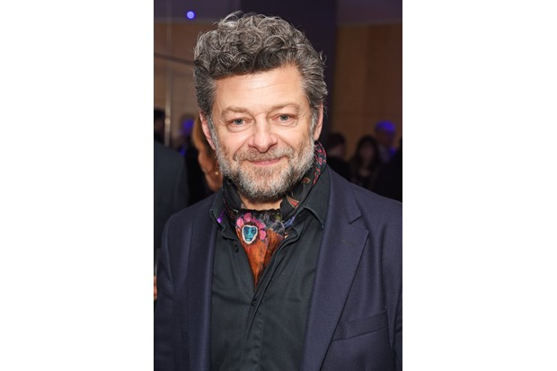 Andy Serkis, Getty Images, KP