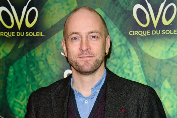 LONDON, ENGLAND - JANUARY 10: Derren Brown arriving at the Cirque du Soleil OVO premiere at Royal Albert Hall on January 10, 2018 in London, England. (Photo by Joe Maher/WireImage)