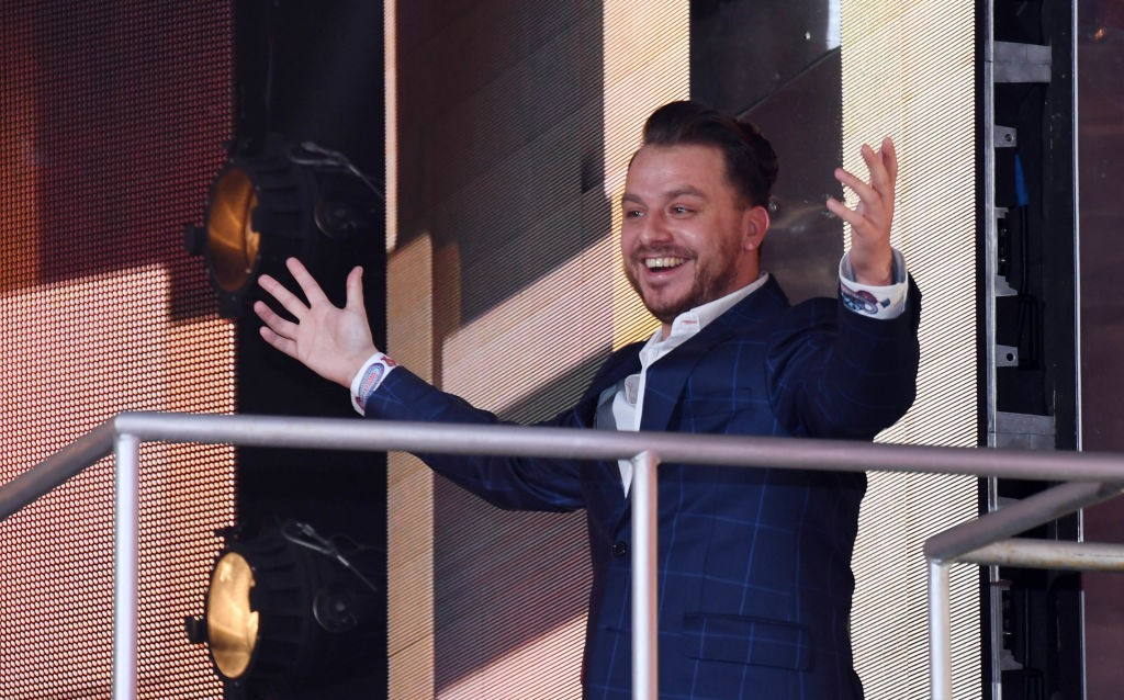 Dapper Laughs / Daniel O'Reilly on Celebrity Big Brother