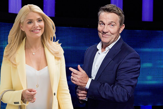 Holly Willoughby and Bradley Walsh