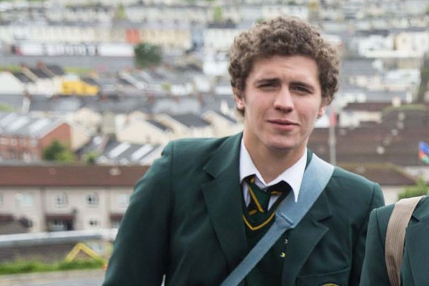 James Maguire - Dylan Llewellyn (Channel 4, SD)
