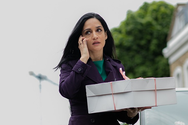 Next of Kin - Archie Panjabi as Mona Shirani
