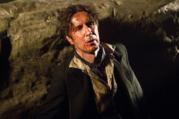 Paul McGann as the Eighth Doctor in The Night of the Doctor