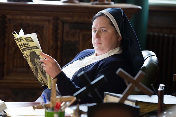 Sister Michael - Siobhan McSweeney (Channel 4, SD)