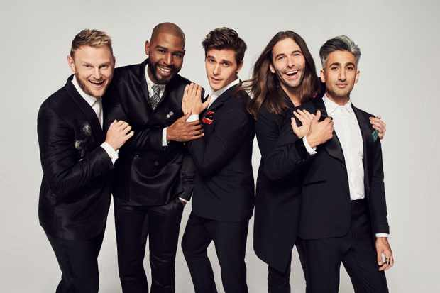 Queer Eye Netflix Reboot When Is It Released Who S In The New Cast