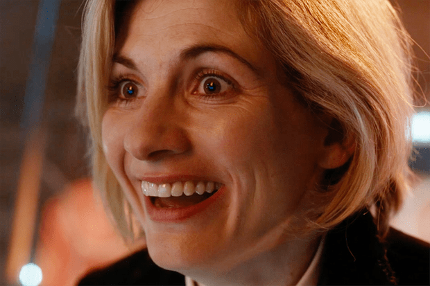 Image result for Jodie Whittaker silly faces
