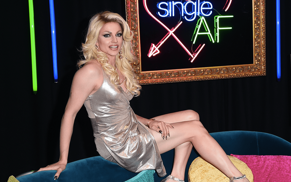 Courtney Act Celebrity Big Brother 2018