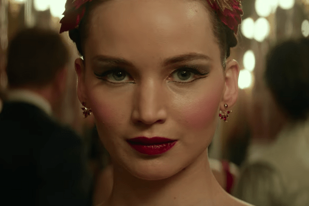 Red Sparrow (Trailer screenshot, EH)