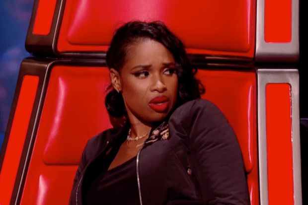 Jennifer Hudson The Voice UK