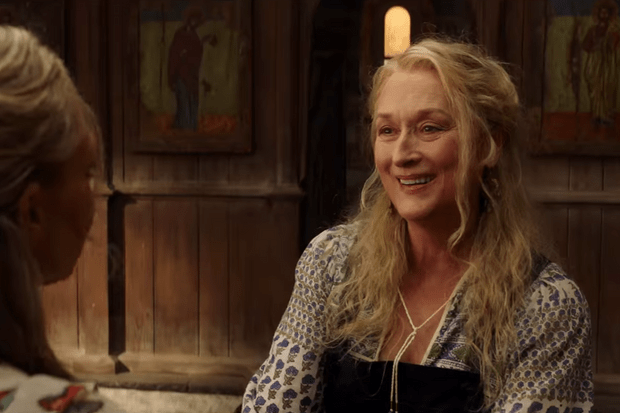 Is Meryl Streep S Donna Dead In Mamma Mia 2 New Trailer