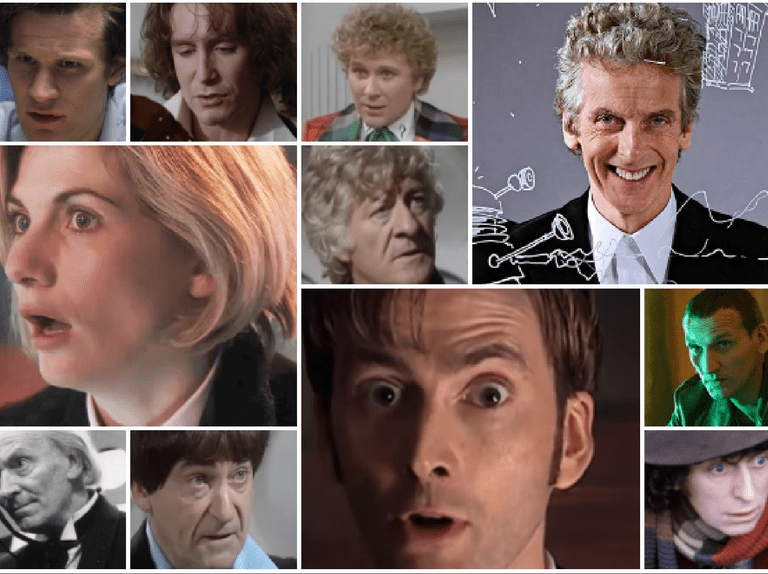 This fan-made Ode to a Timelord features some incredible impressions as all 14 Doctors join in