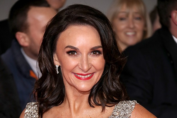 Shirley Ballas at the NTAs