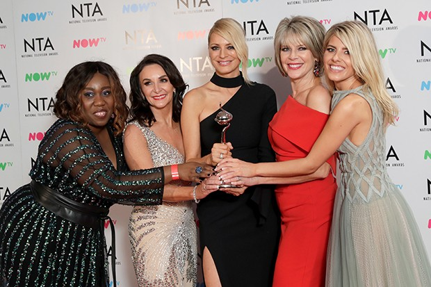 Strictly Come Dancing at the NTAs